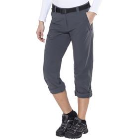 Maier Sports Lulaka Spodnie z podwijanymi nogawkami Kobiety, graphite